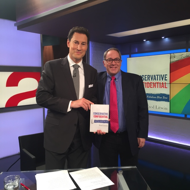 fred and steve paikin